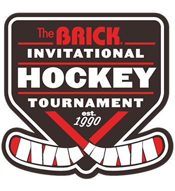 The Brick Invitational Hockey Tournament logo