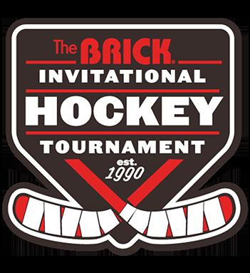 The Brick Invitational Hockey Tournament logo